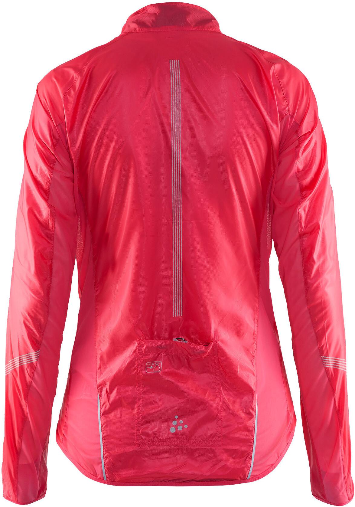 6eb6bb35 Craft Featherlight Jacket Women Push | Gode tilbud hos addnature.no